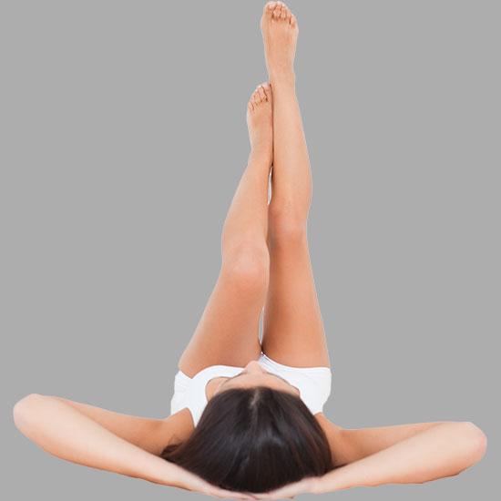 Körper Behandlungen Haarentfernung und Detoxing